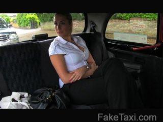 Faketaxi - Naught Police Woman Gets Payback