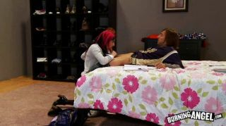 Joanna Angel And Zoe Voss Share A Cock