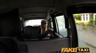 Faketaxi - Cock Mad Blonde With Huge Tits