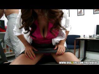 Busty Doctor Fucks Her Patient