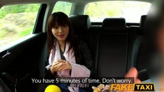 Faketaxi Hot Asian Babe Banged In Taxi