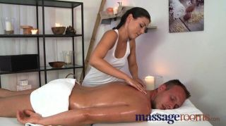 Massage Rooms - Sexy Small Breasted Girl