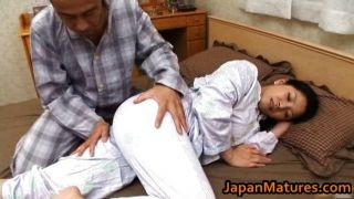 Ayane Asakura Mature Asian Lady Has Sex