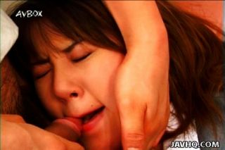 Japanese School Girl Ami Matsuda Blowjob