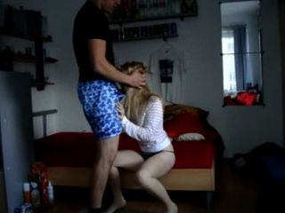 Step Brother Forces Sister To Have Sex