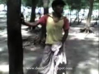 Indian Showing Lungi Utthake