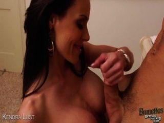 Brunette Babe Kendra Lust Gets Fucked