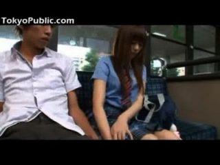 Asian Teen Public Sex After School