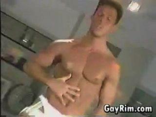 Male Stripper Having Sex
