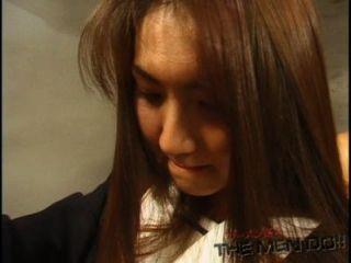 Bukkake Highschool Lesson 14 2/4 Japanese Uncensored Blowjob