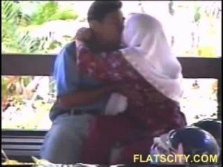 Hijabi Girls Boobs Sucking Outdoor