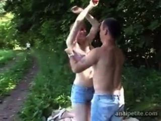 Anal Sex Outdoor
