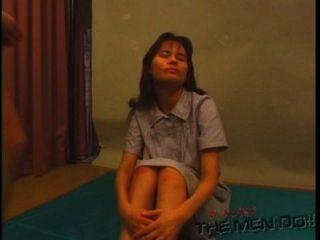 Bukkake Highschool Lesson 5 4/4 Japanese Uncensored Blowjob