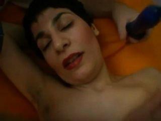 German Doctor Fucks Her Hairy Ass
