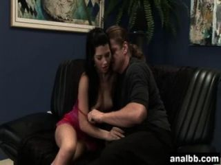 Anal Loving Whore Rebeca Linares Gets Fucked