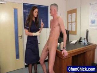 Fetishy Nurses Inspect