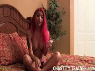 I Told You I Was Going To Lock You Up In Chastity