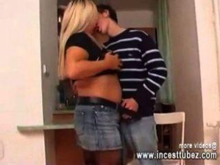 Russian Mom And Son 2 - Incesttubez.com
