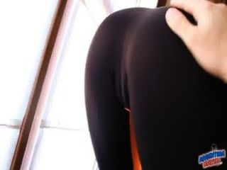 Amazing Body Teen - Cameltoe, Clamps In Pussy, Tits Licking!