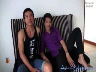 Asian-ephebes Nicky - Affair On The Sofa!