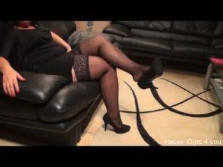 Molly High Heels Dangling Promo Video