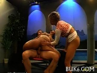 Wet Oral-sex Stimulation With Titty Fuck
