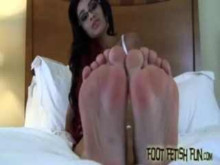 Shoot Your Cum All Over My Perfect Feet