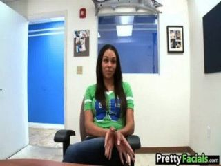 Celebrity Porn Girl Gets A Facial Bethany Benz 1 1.2