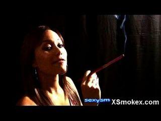 Charming Smoking Mature Screwed Hard