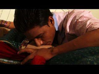 Indian Bhojpuri Hot Smooching Clip Making