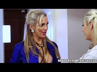 Brazzers - Sexy Milf Rebecca Moore Takes Big Dick