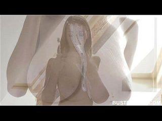 18yo Teen Busty Buffy Masturbating In Bathroom