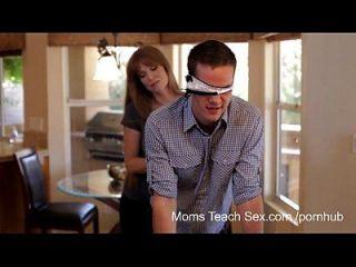 Darla Crane Teaches Stepdaughter Some New Trick