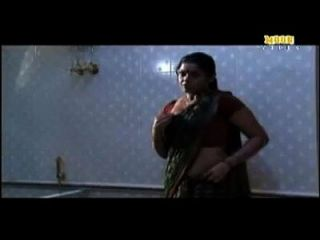 Indian Swathi Varma Hot With Young Boy