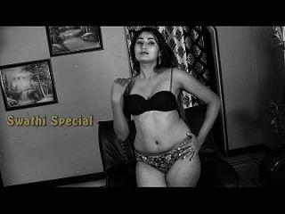 Swathi Naidu Spicy Bikini Photo Shoot