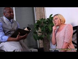 Miley May Gets Fucked By Her Black Boss