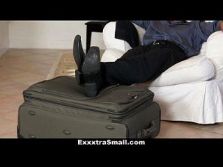 Exxxtrasmall - Spinner In A Suitcase