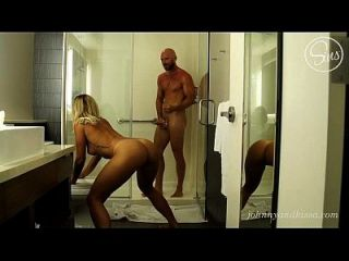 Sins - Kissa Sins, Johnny Sins - Back To Vegas Shower Sex  New (july 19, 2015) New