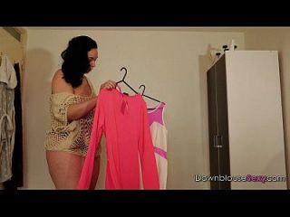 Anastasia Lux - Spy Dress - Short Trailer