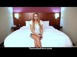 Teensdoporn - Tiny Arizona Teen Making Porn