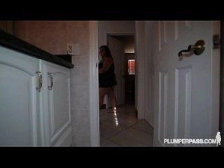 Fat Busty Wife Fucks Black Robber