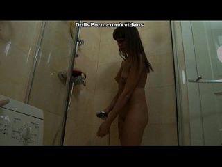 Hard Anal Sex After Shower Scene 1