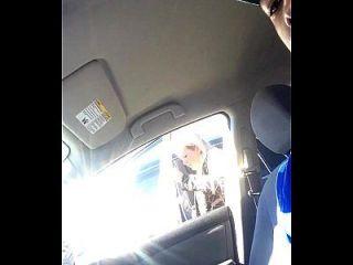 Dick Flashing Milf In Car