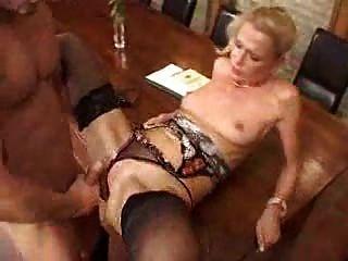 Mature Lady Make A Deal...anal