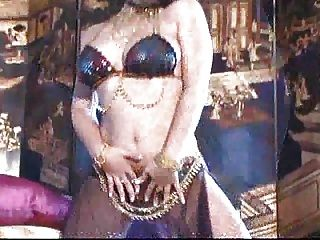Erica Campbell -- Belly Dancer - Genie
