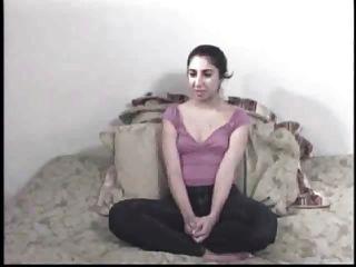 Iranian Teen, Jordan, First Casting