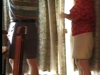 Amateur Granny Has Some Fun