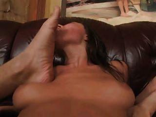 Male Female Cum Kissing