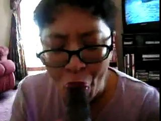 Chinese Milf Suck Black Cock Many Times
