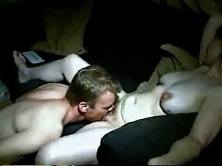Chubby Girl Fucked Hard In Her Small Trailer